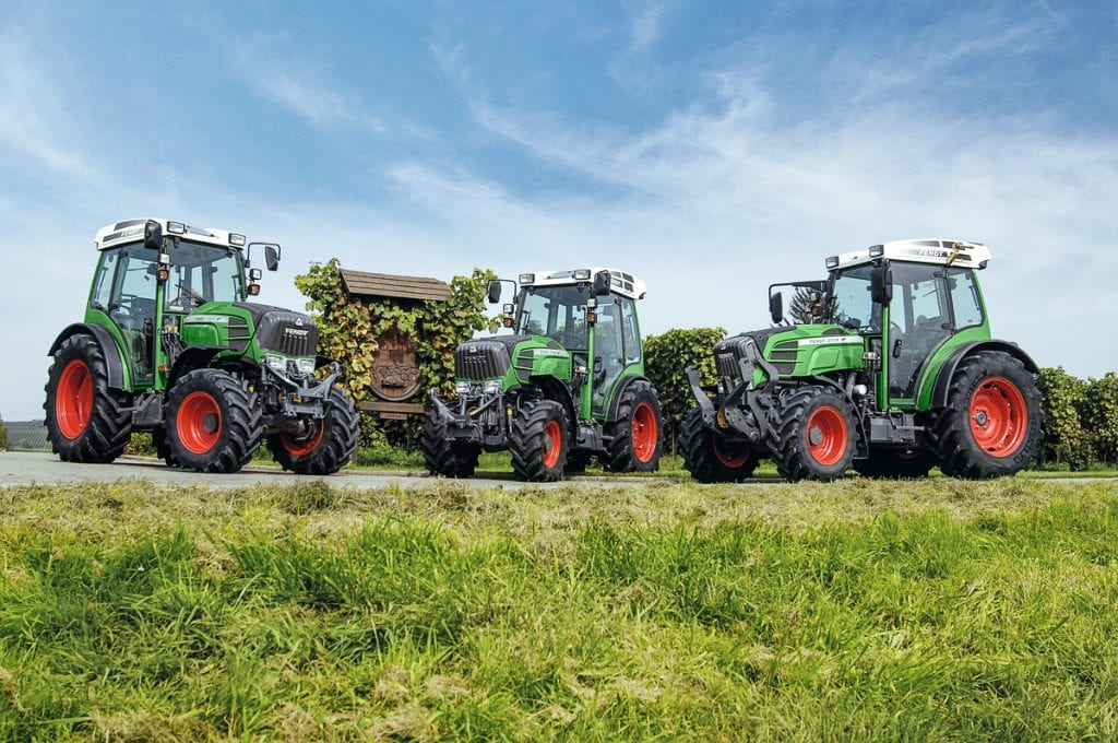Fendt 200 VFP Fleet