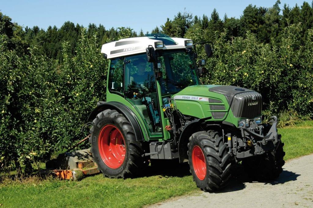 Fednt 200 VFP Tractor