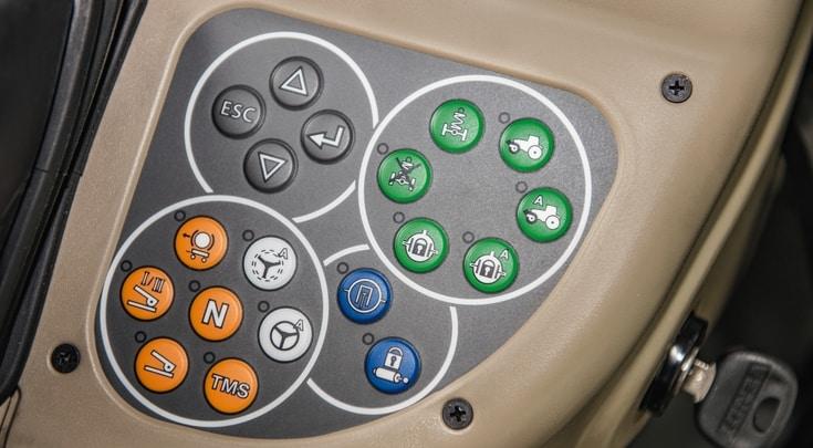 Fendt 200P console