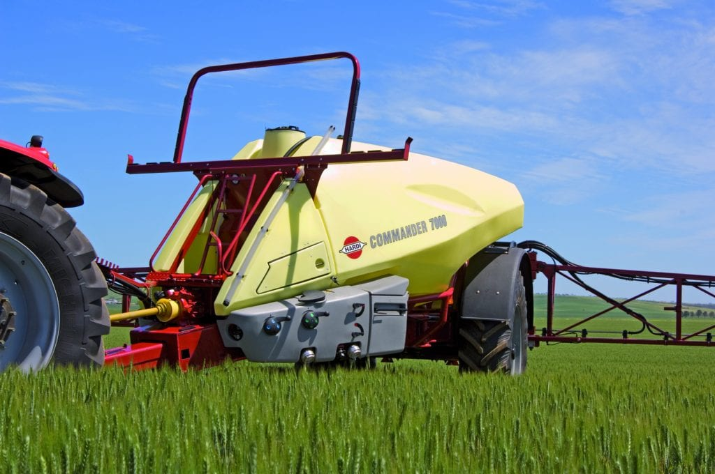 Hardi Commander Serafin Ag Pro Griffith NSW Dealer