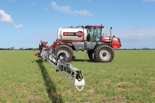 Hardi Saritor 62 Active Serafin Ag Pro Griffith NSW Dealer