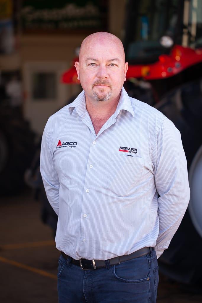 Serafin Ag Pro Staff Brett Harris