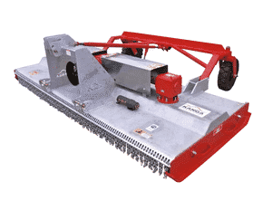 Kanga 3PL Tri-Rotor Slasher