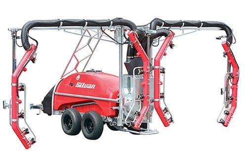 Silvan 4000L G2E TGS Vineyard Sprayer Stockist Serafin Ag Pro Griffith