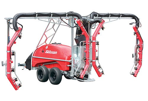 Silvan 4000L G2E TGS Vineyard Sprayer