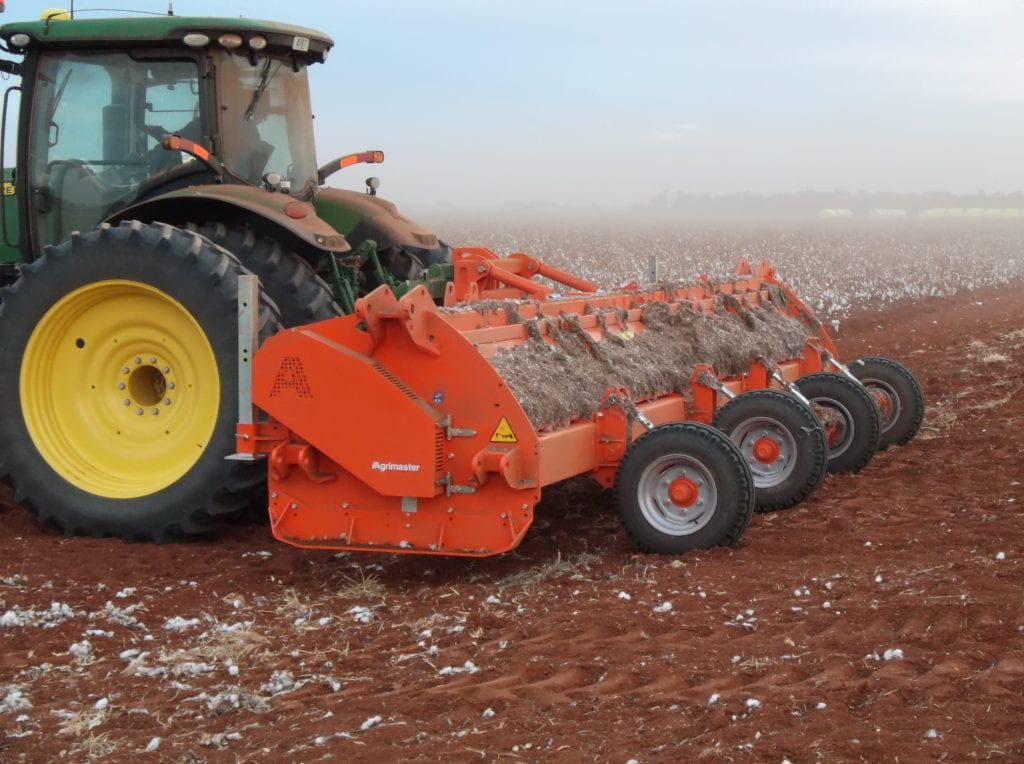 Agrimaster Cotton Mulcher
