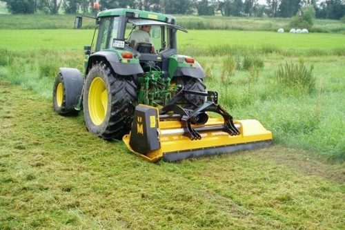 Muthing MU-M Mulcher Stockist Serafin Ag Pro Griffith