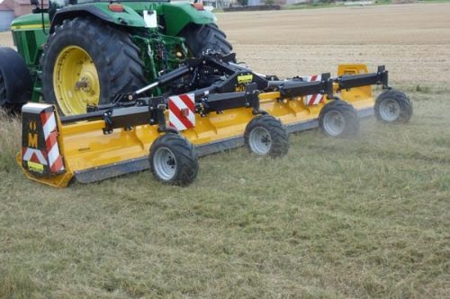 Muthing MU-M 600 Mulcher Stockist Serafin Ag Pro Griffith