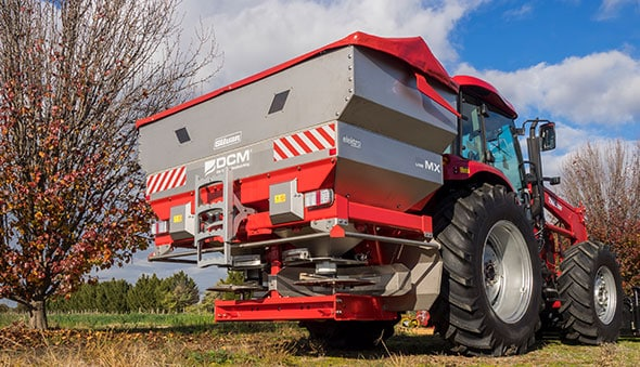 Silvan MX Twin Spreader Stockist Serafin Ag Pro Griffith