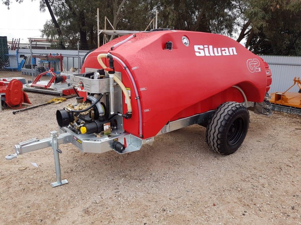 Silvan G2E 4000 2