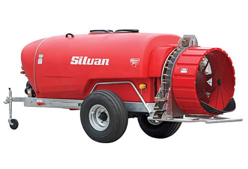 Silvan Trailed Supaflo 3500 Stockist Serafin Ag Pro Griffith