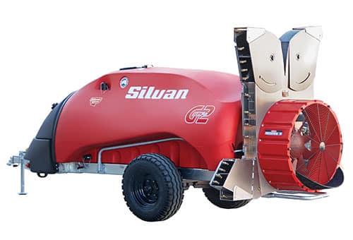 Silvan Trailed G2 Supaflo 4000L Stockist Serafin Ag Pro Griffith