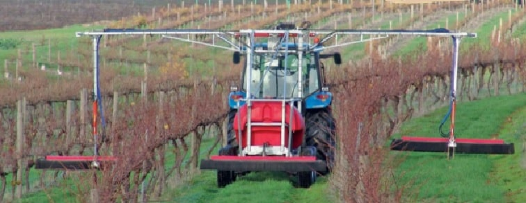 Vineyard Herbicide 2