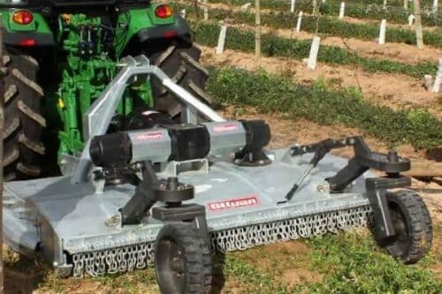Silvan 105 Vineyard Slasher Stockist Serafin Ag Pro Griffith
