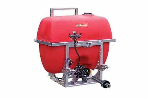 Silvan 1000L Slimline Linkage Sprayer Stockist Serafin Ag Pro Griffith