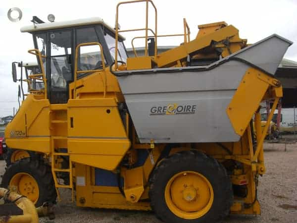 Used Machinery 1999 Gregoire G120SW Serafin Ag Pro Griffith