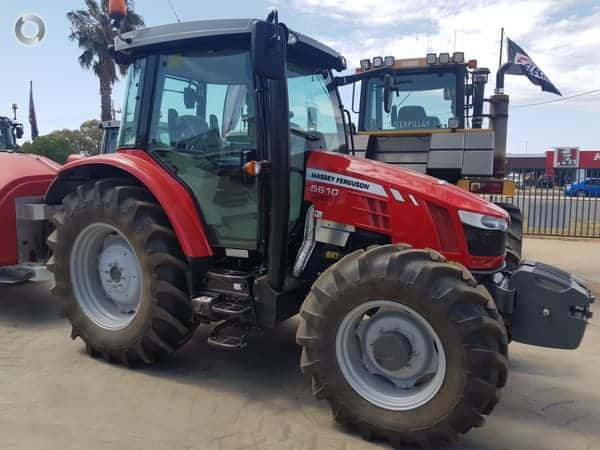 Used Massey Ferguson Tractor Serafin Ag Pro Riverina NSW