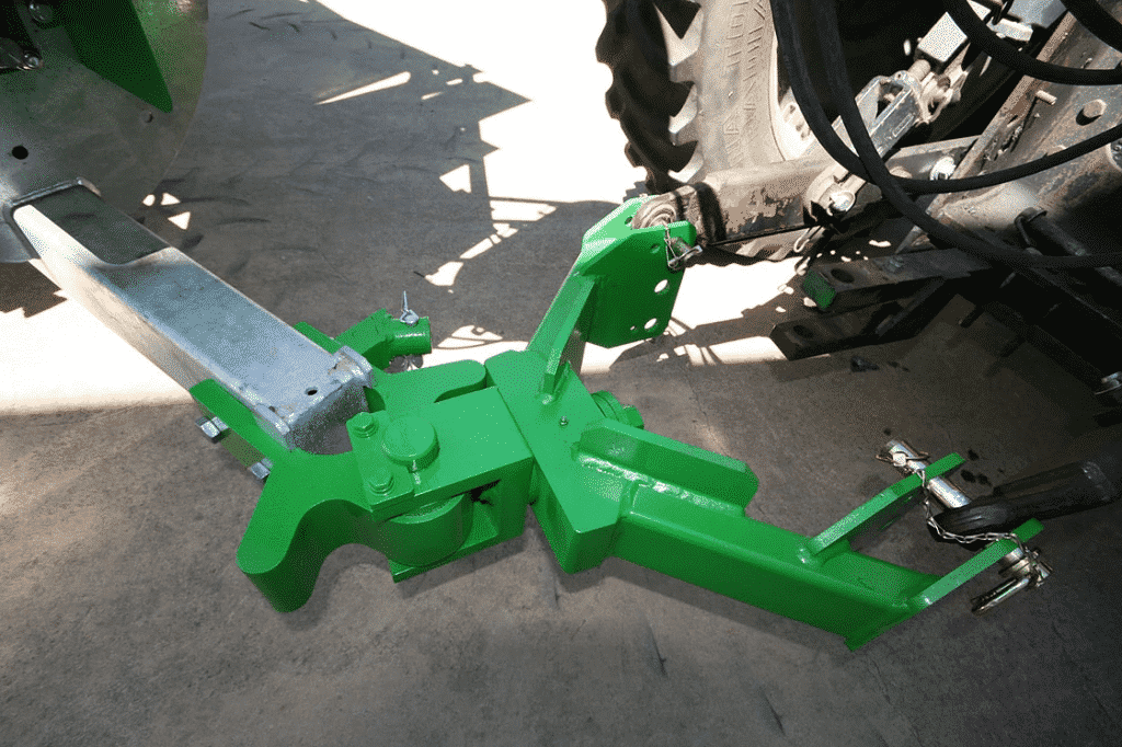 Greentech Vineyard hitch