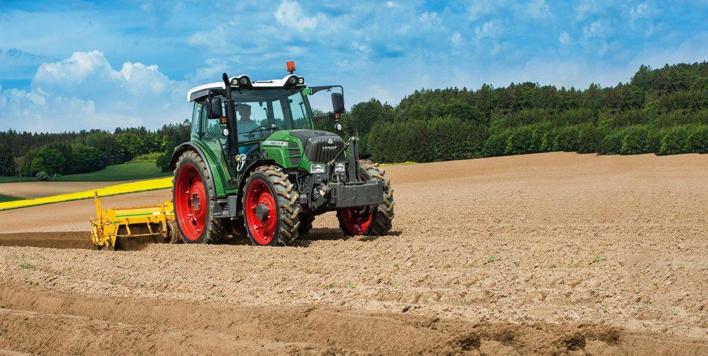 Fendt 200 Tractor | Serafin Ag Pro