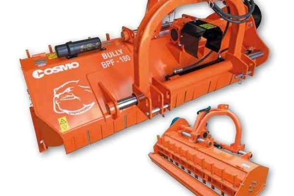 Cosmo Bully BPF Mulcher Stockist Serafin Ag Pro Griffith
