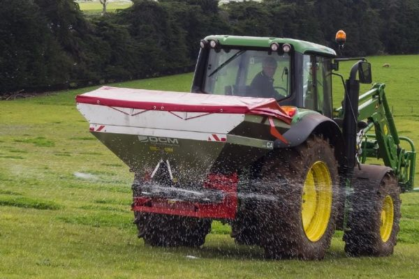 Silvan CA Stainless Steel Spreader Stockist Serafin Ag Pro Griffith