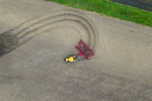Challenger-MT743-with-Sunflower-6830-Tillage-Headland-DJI-0677