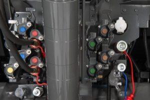 Fendt 700 rear hydraulics