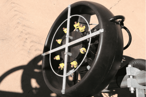 Greentech 2 Row Vineyard Sprayer Stockist Serafin Ag Pro Griffith