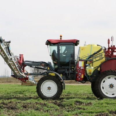 Hardi Hellios Self-Propelled Sprayer Stockist Serafin Ag Pro Griffith