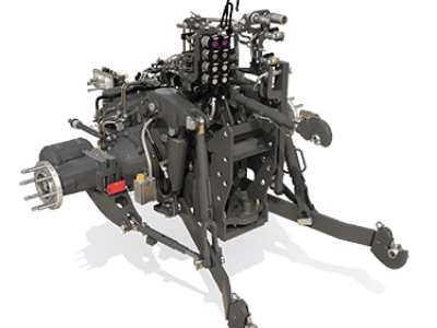 MF 5700 S hydraulics