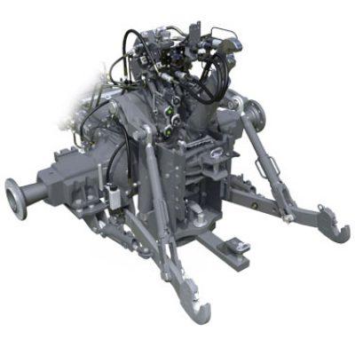 MF 6700 S linkage