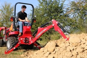 Massey Ferguson GC 1700 Stockist Serafin Ag Pro Griffith