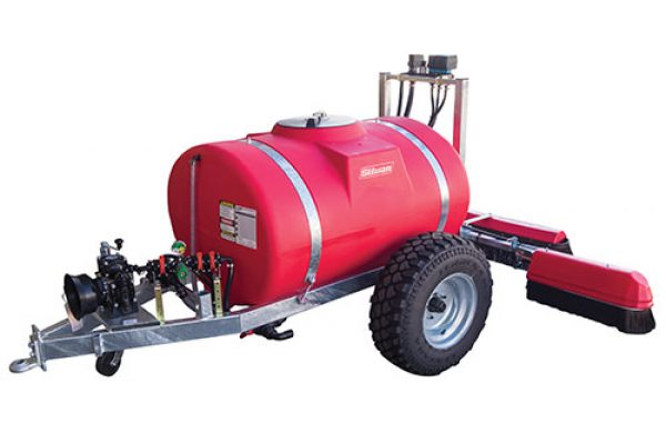 Silvan Trailed Orchard Herbicide Sprayer Stockist Serafin Ag Pro Griffith