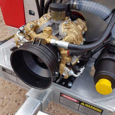 Silvan G2E 4000L Orchard Sprayer Stockist Serafin Ag Pro Griffith