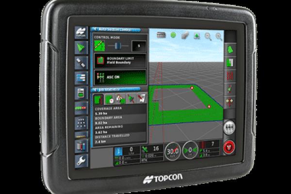 Topcon X25 GPS Steering Stockist Serafin Ag Pro Griffith